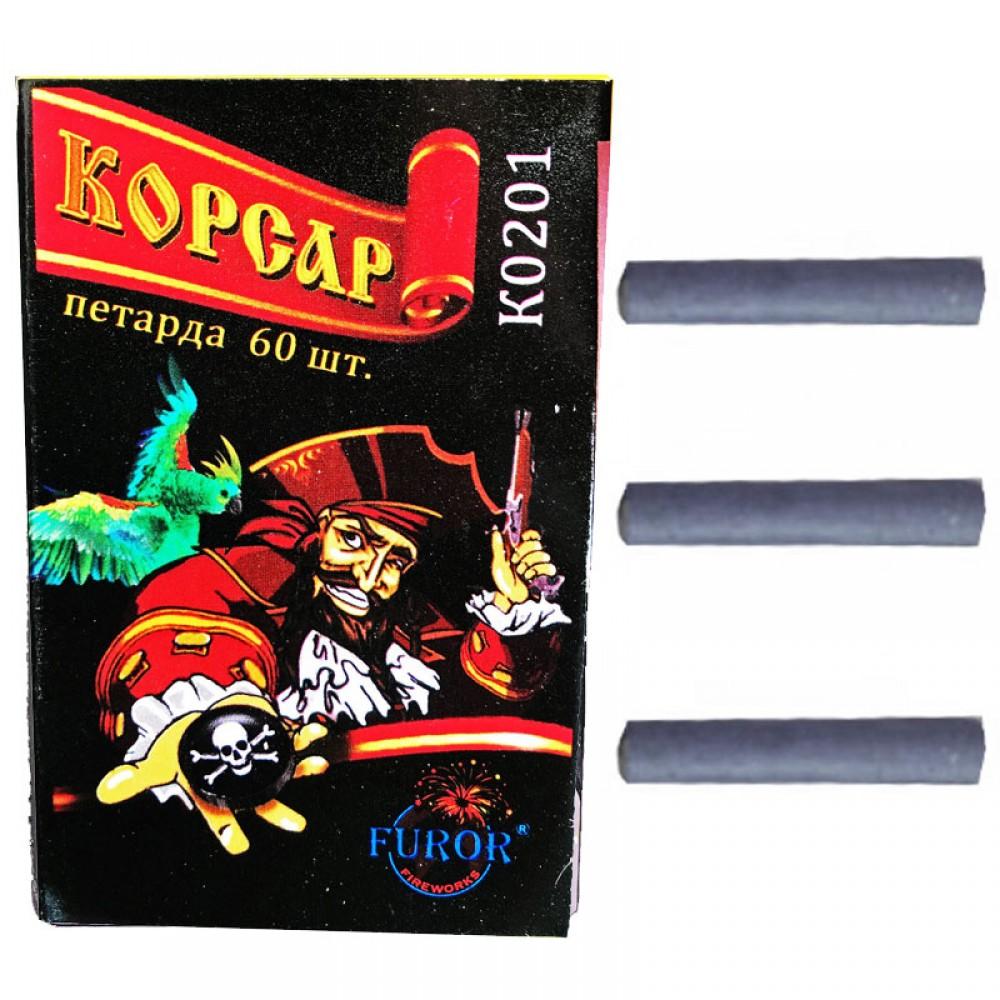 Петарди K0201 Корсар 1 (ЦІНА за упаковку із  шт)