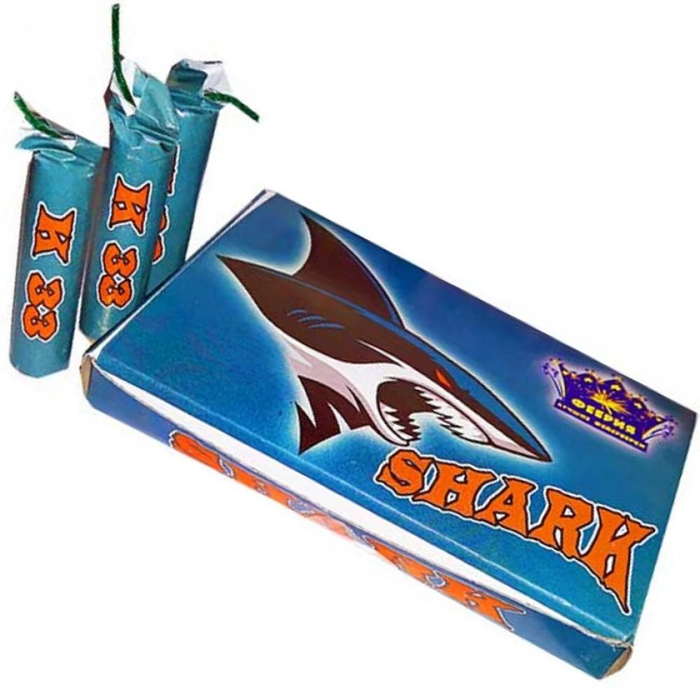 Упаковка петард K33 Shark (ЦІНА за упаковку із  шт)