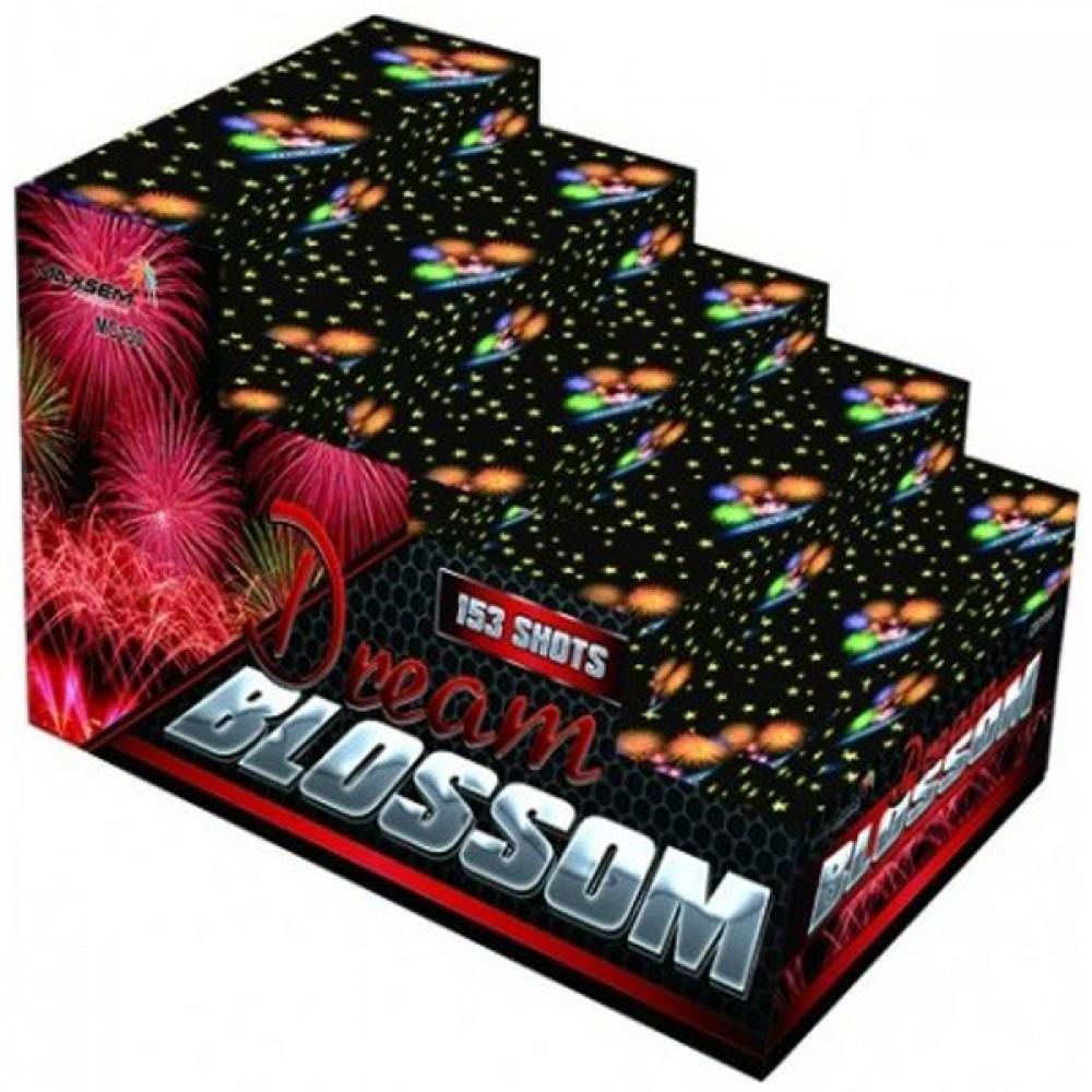 Феєрверк Dream blossom MC130 на 153 пострілів купити в интернет-магазині Piston Київ