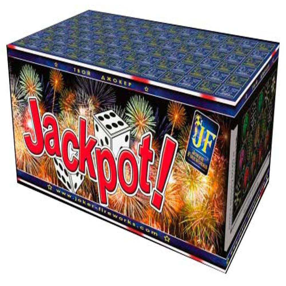 Феєрверк Jackpot СУ 30-150 на 150 пострілів купити в интернет-магазині Piston Київ