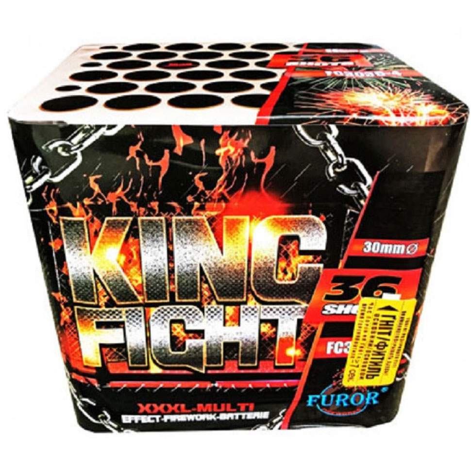 Салют King Fight FC3036-4