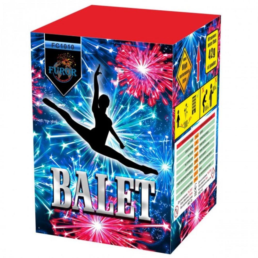FC1010 Фонтан + 9 комет Balet (Балет)