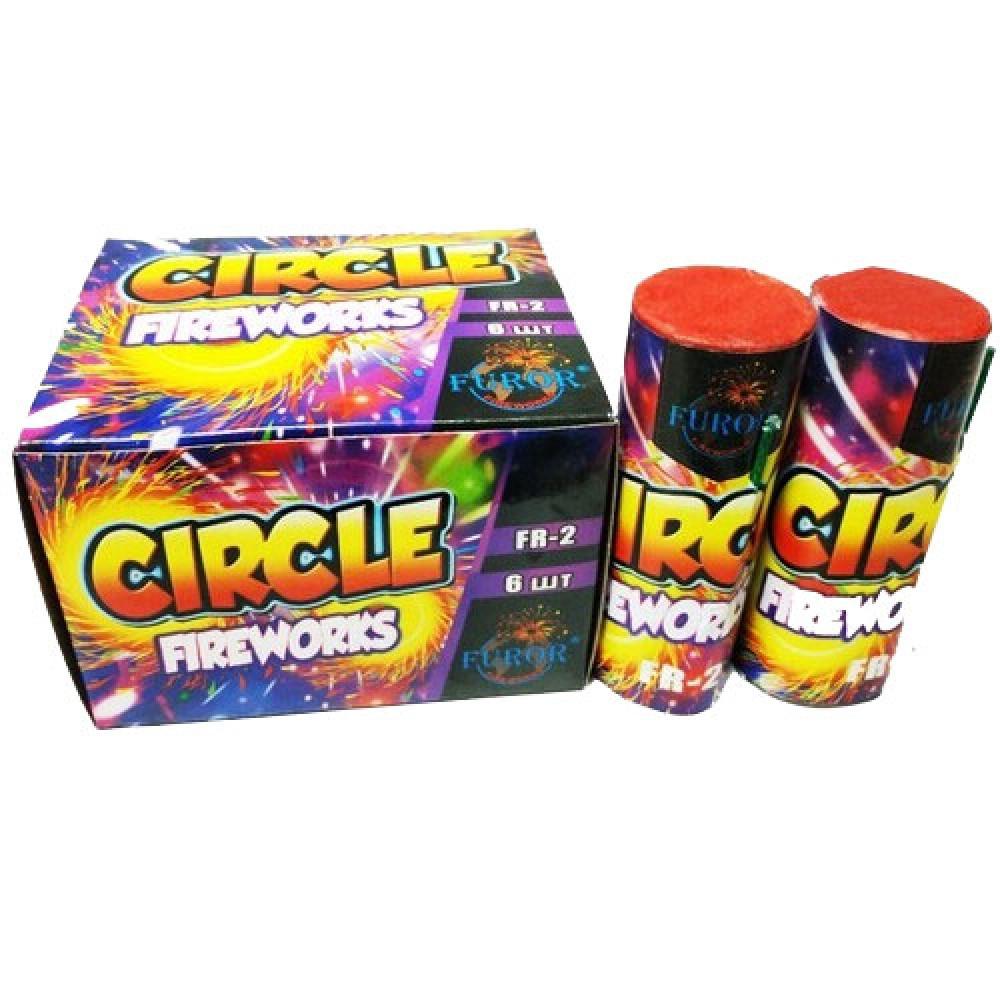 FR-2 Бліц ракети Circle Fireworks