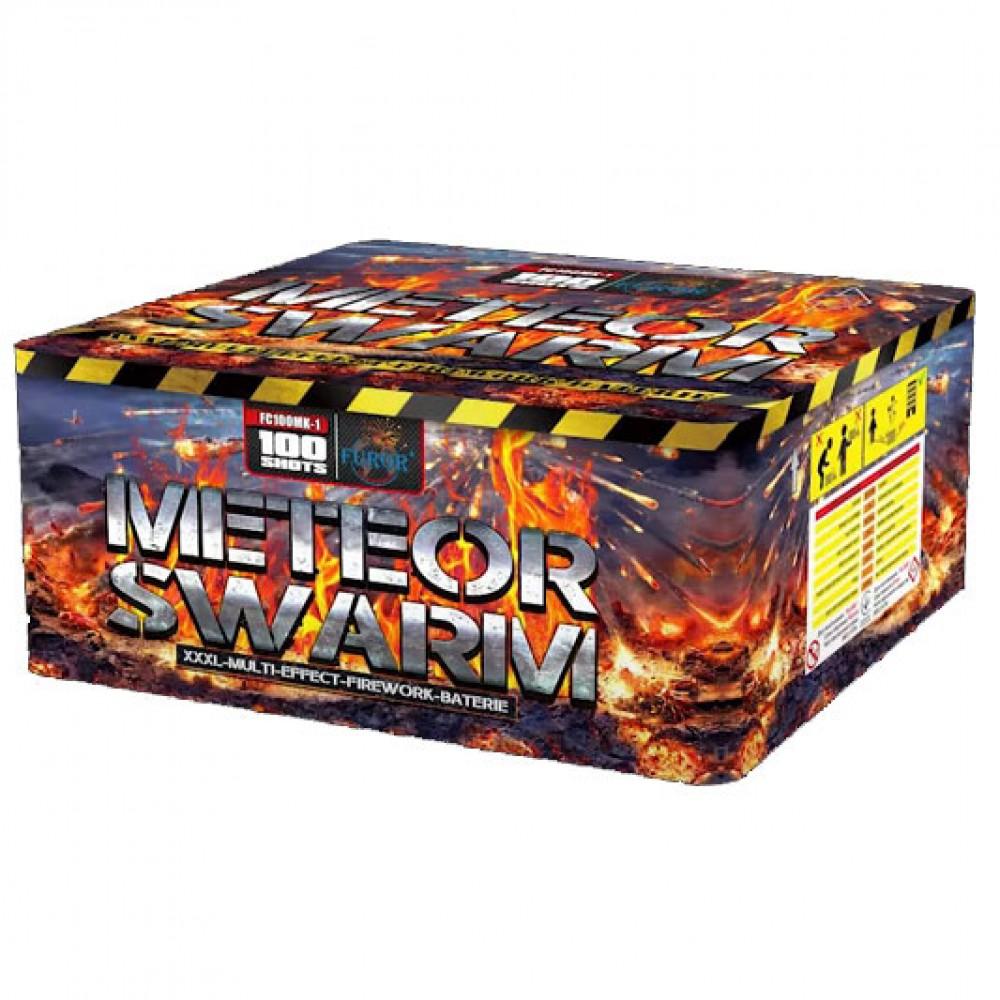 Феєрверк Meteor Swarn FC100MK-1 на 100 пострілів
