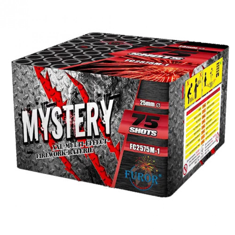 Салют Mystery FC2575M-1