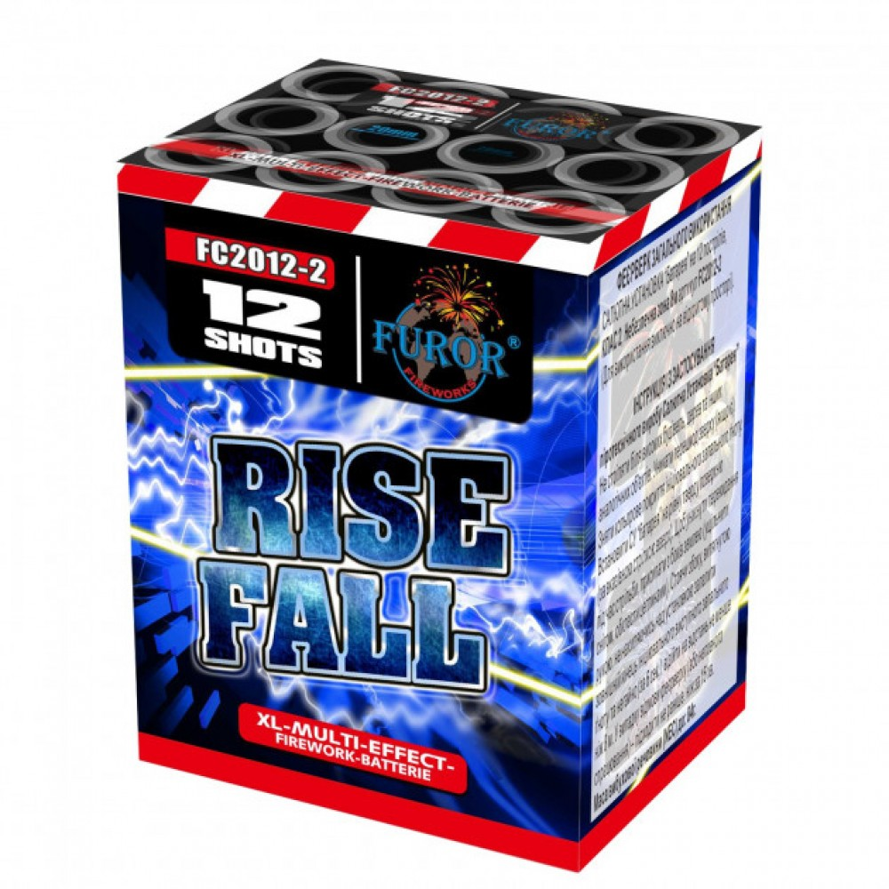 Фейерверк Rise Fall FC2012-2