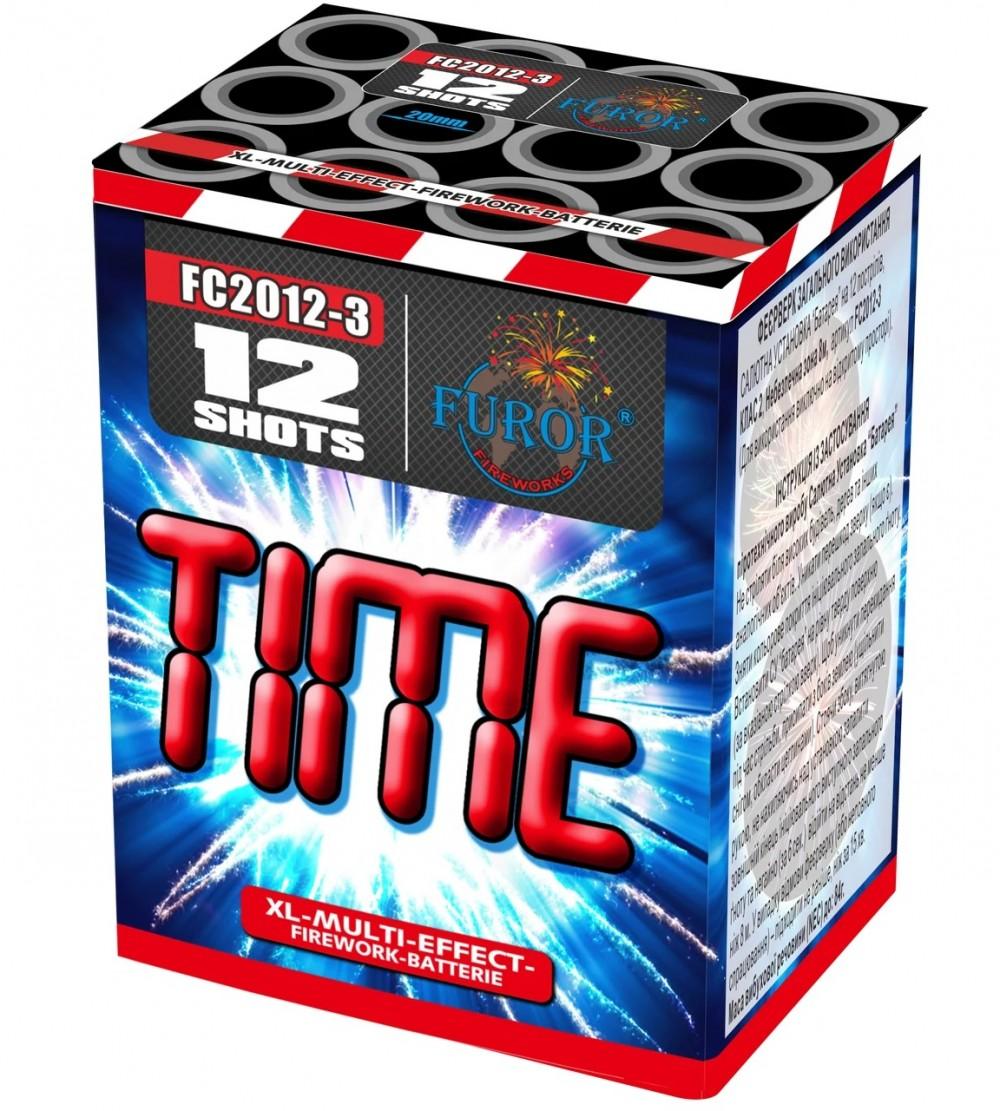 Феєрверк Time FC2012-3