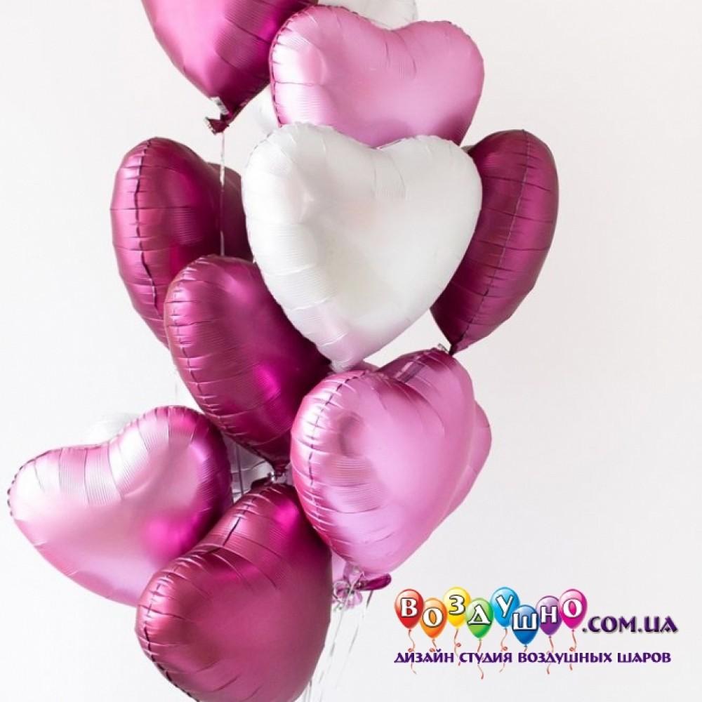 1112-0631 Набір гелієвих кульок із 13 шт