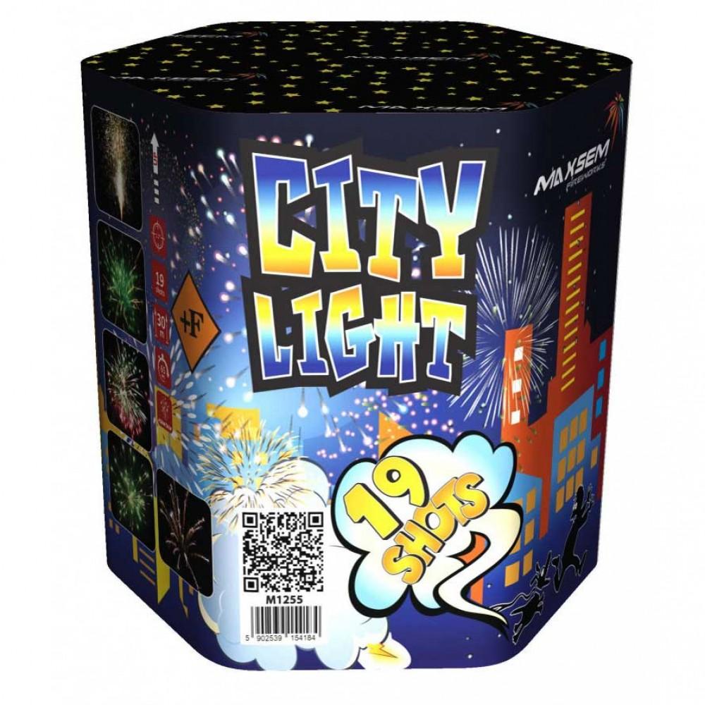 Феєрверк City Light M1255