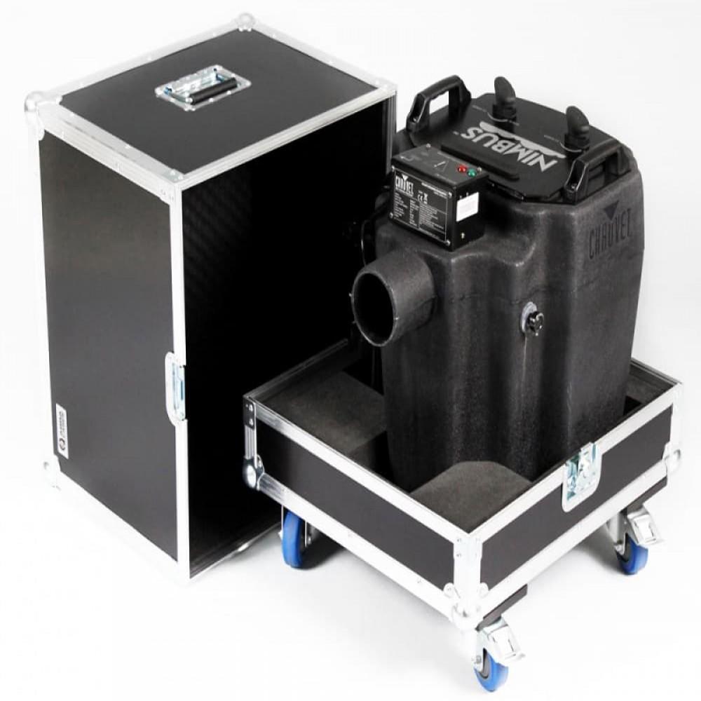 Запуск Важкого диму - генератор стандартного розміру (8-10 кг сухого льоду, під ключ)