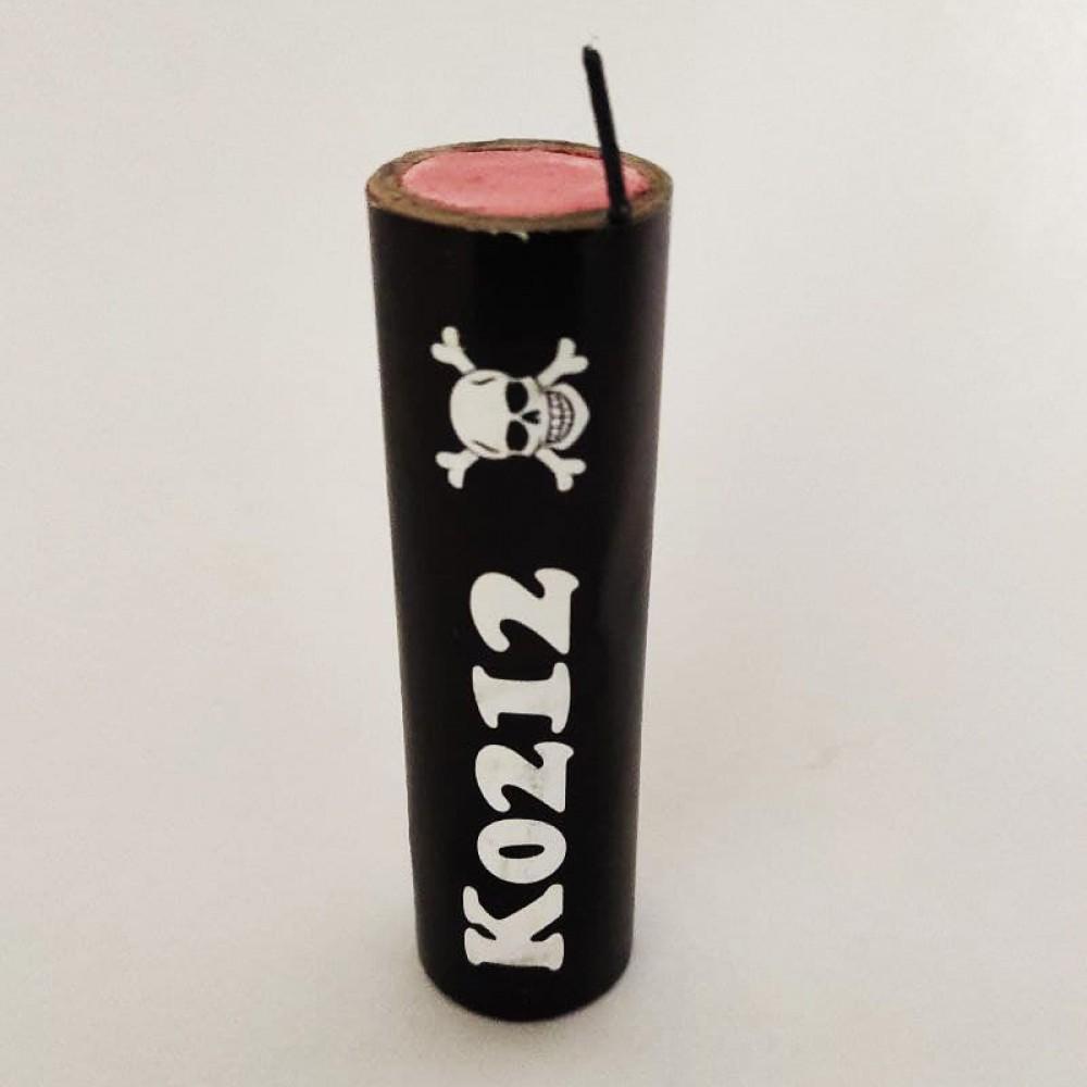 K0212 Упаковка петард Корсар 12 (1 шт) (ЦЕНА за 1 шт)