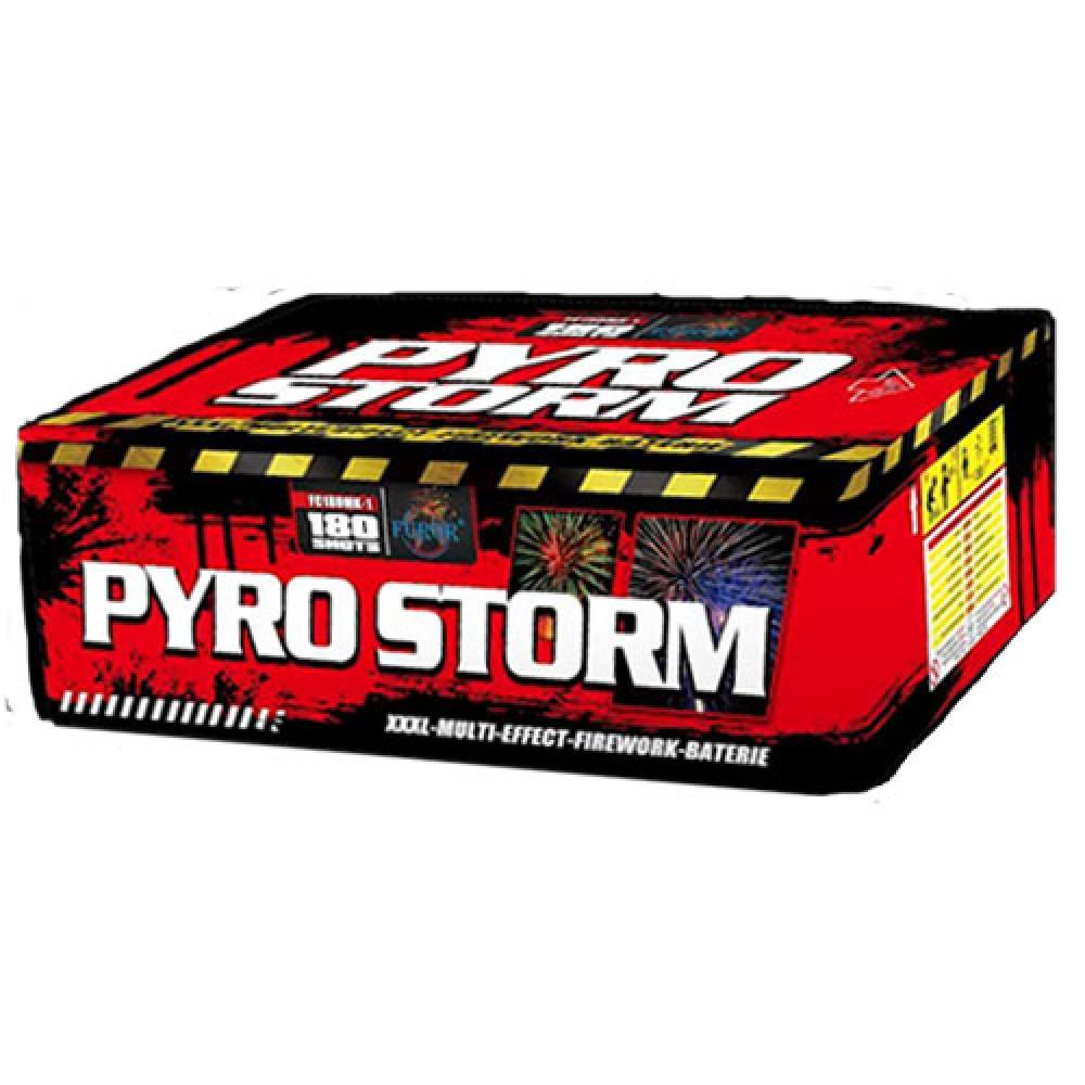 Фейерверк Pyro Storm FC180MK-1 на 180 выстрелов купить в Киеве, доставка по Украине