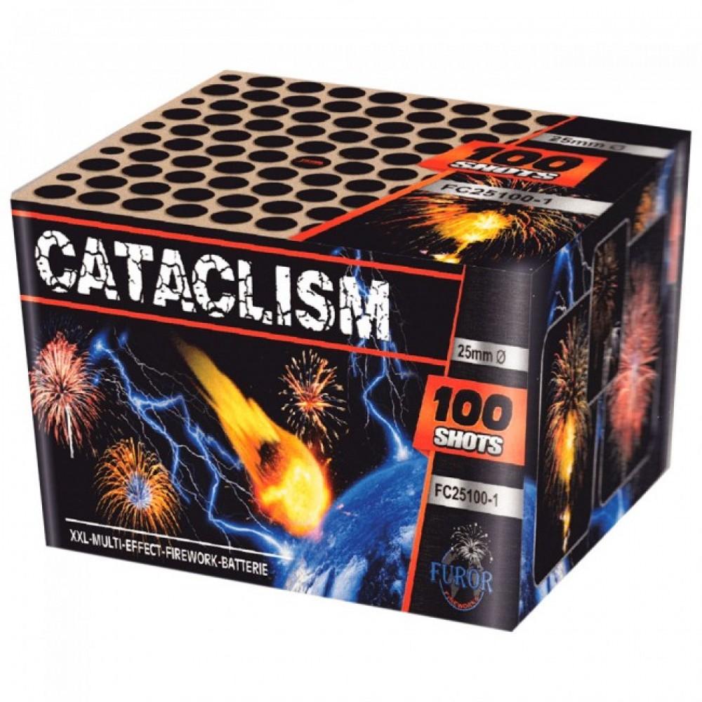 Феєрверк Cataclism FC25100-1 на 100 пострілів