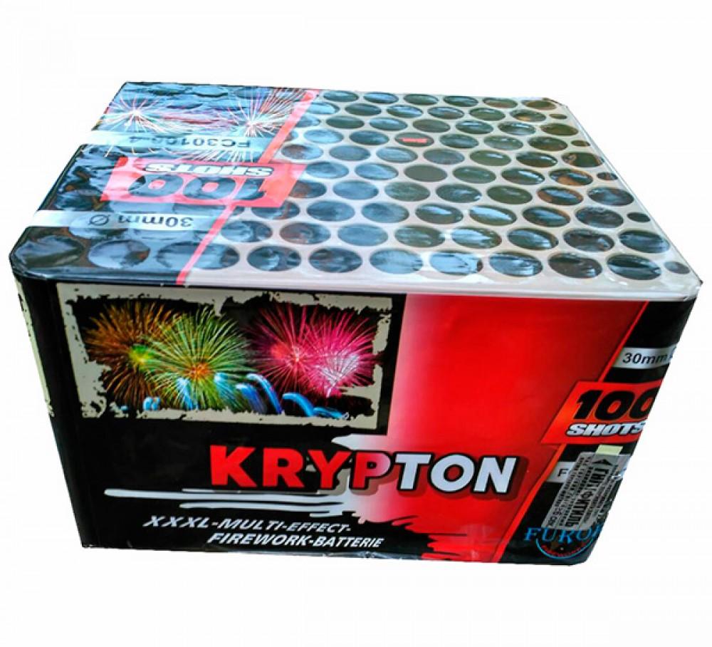 Феєрверк Krypton FC30100-4 на 100 пострілів