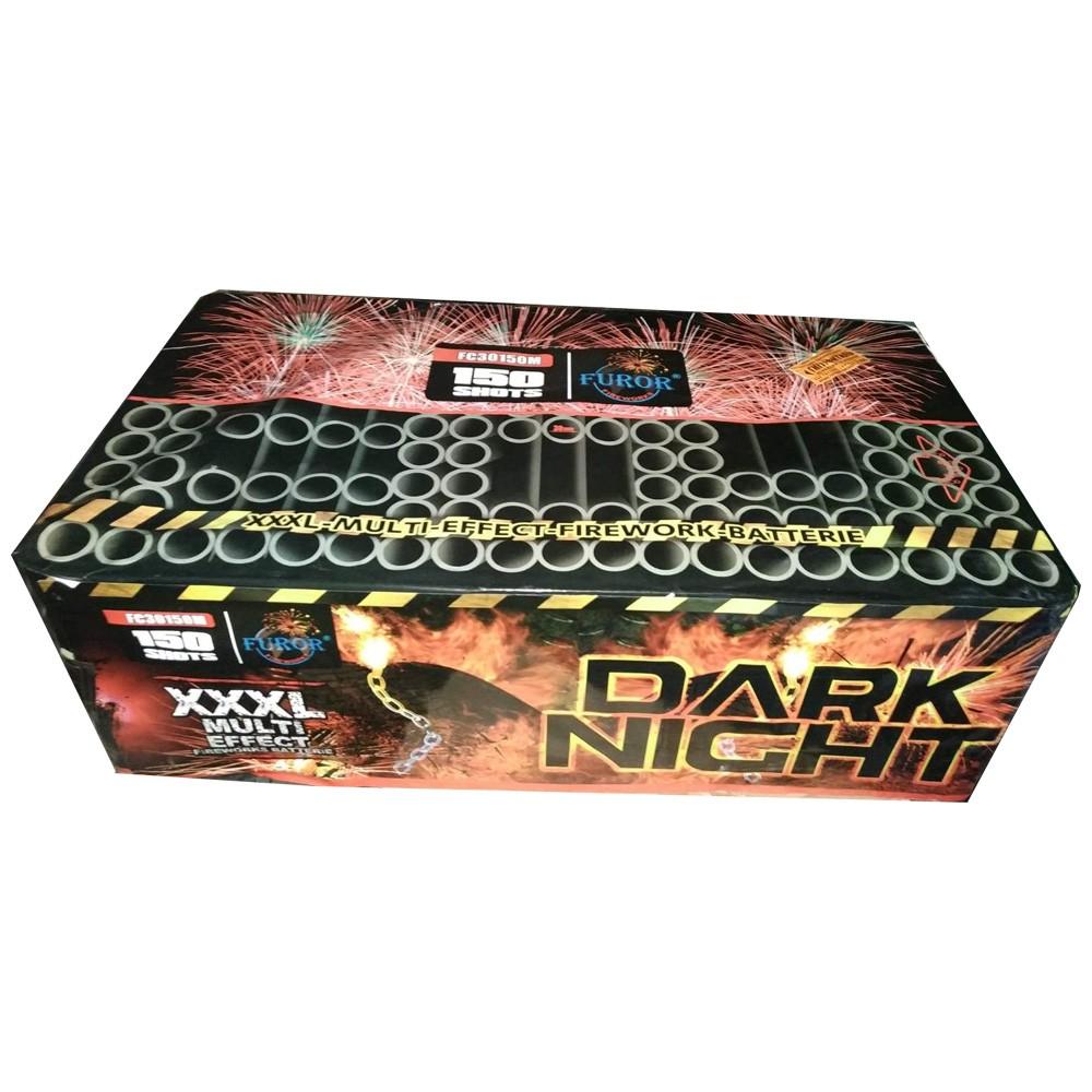 Феєрверк Dark night FC30150M на 150 пострілів купити в интернет-магазині Piston Київ