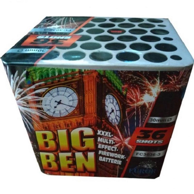 Салют Big Ben FC3036-3