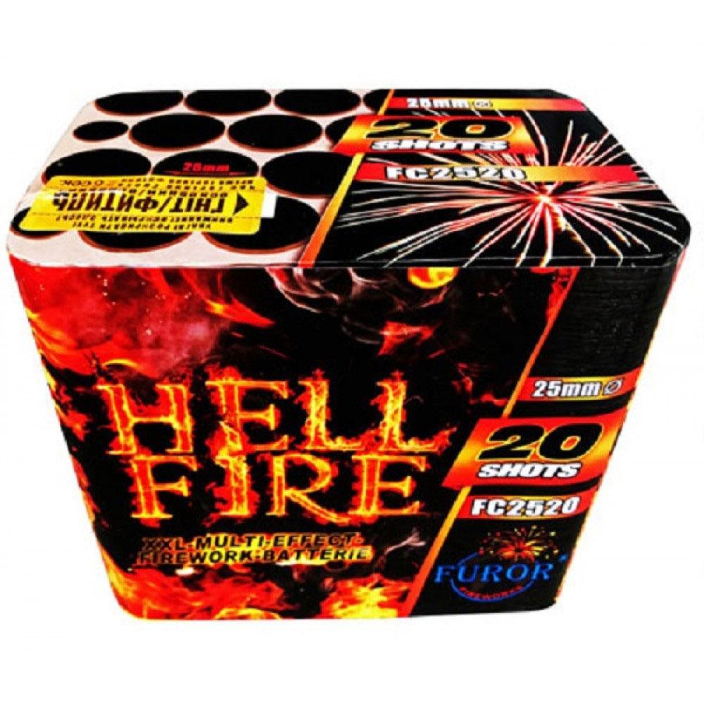 Фейерверк FC2520 Hell Fire