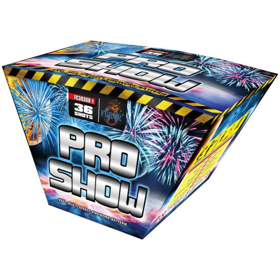 Салют PRO SHOW (віяло) FC3036V-1