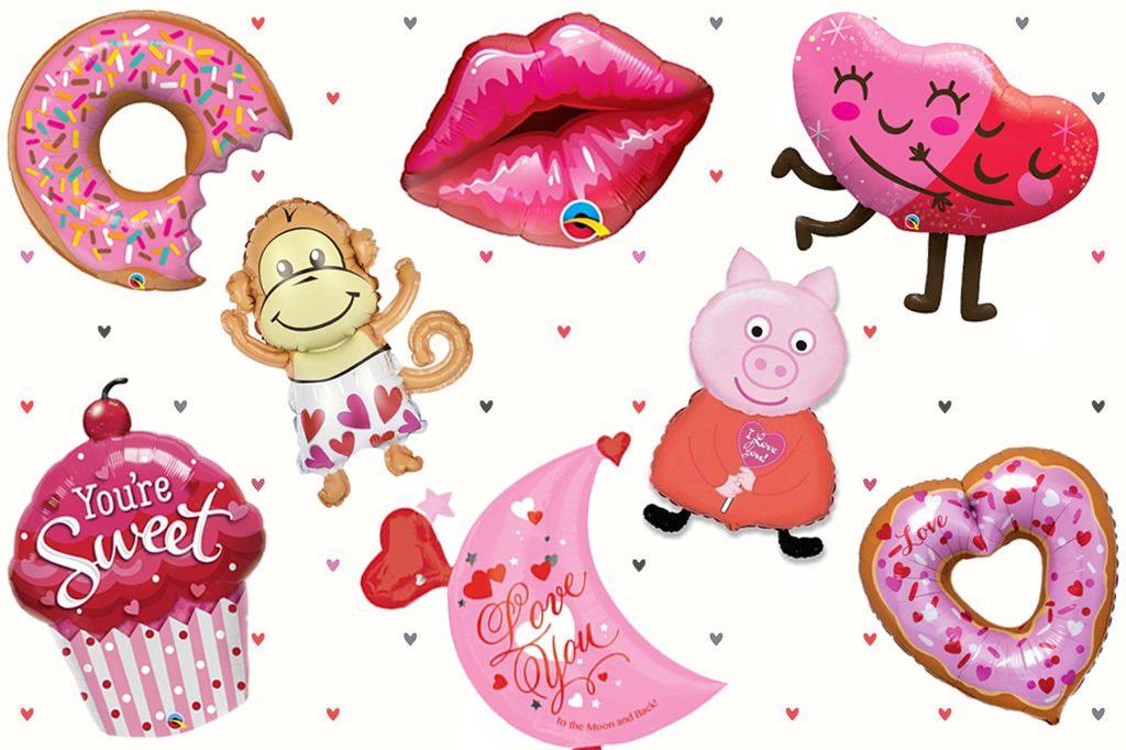 Товари на День Святого Валентина