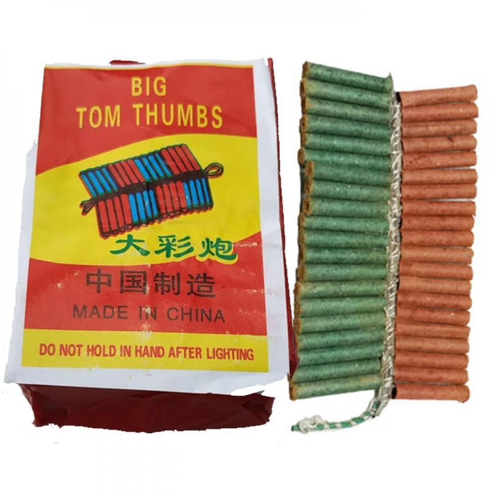 Упаковка петард 303 Кулеметна стрічка Ledi Cracker на 30 вибухів (ЦІНА за упаковку із  шт)