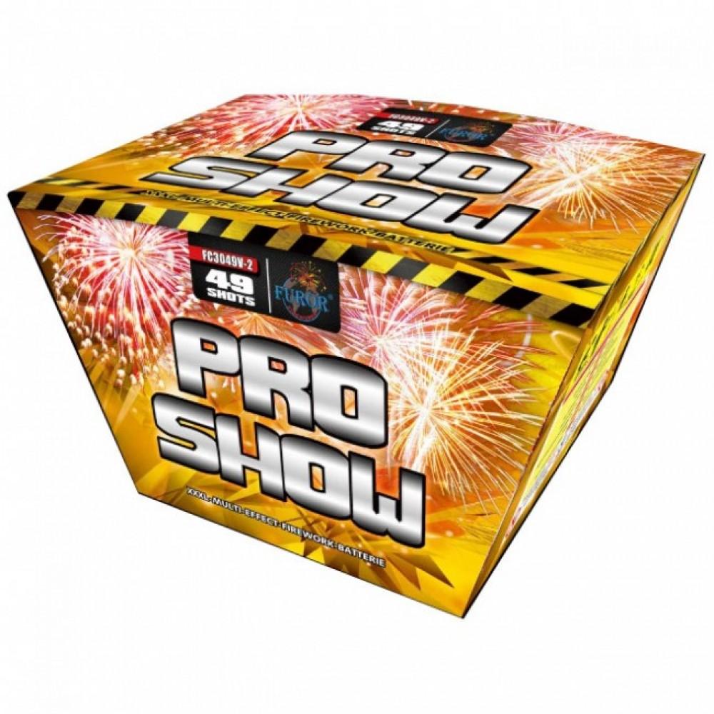 Салют Pro Show (віяло) FC3049V-1